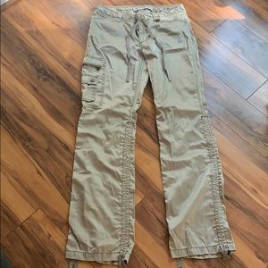 Silky Cargo Express Pants